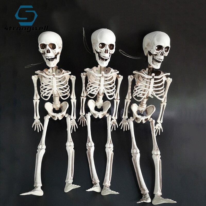 Strongwell esqueleto modelo humano artes medicina anatomía anatómica hueso médico casa embrujada habitación secreto Bar Accesorios
