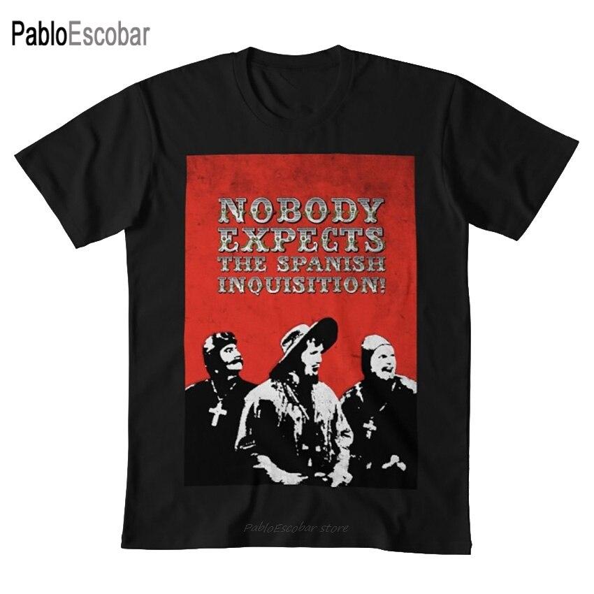 Никто не ожидает испанской инквизиции! Футболка monty phyton spanish inquisition