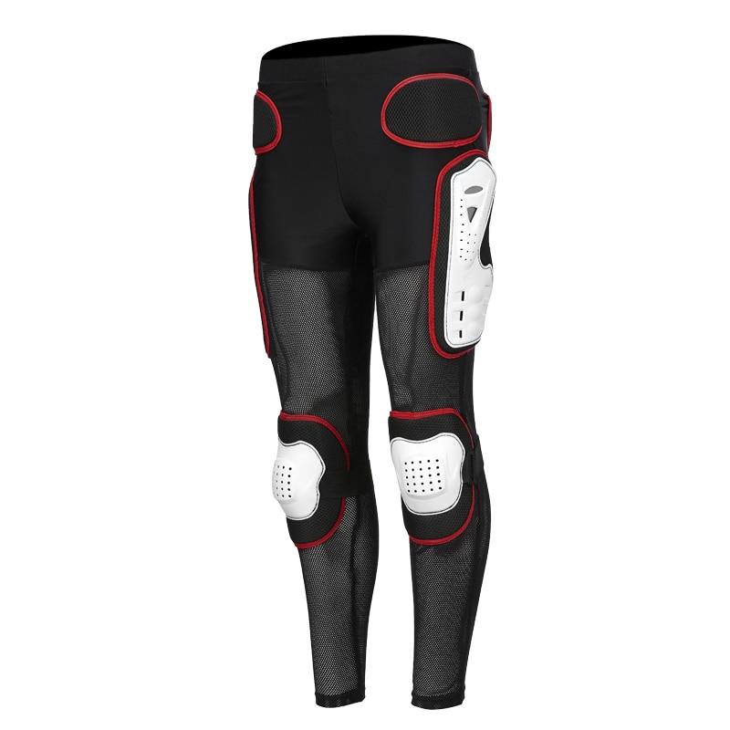 Брюки женские мотоциклетные с защитой колена, дышащие защитные штаны для езды на велосипеде, MX