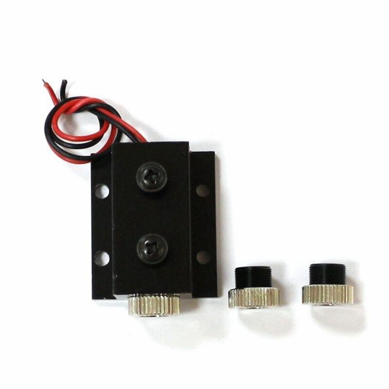 650 нм 5 мВт регулируемый красный лазеры диод точка линия крест лазер модуль радиатор +% 26 драйвер вход