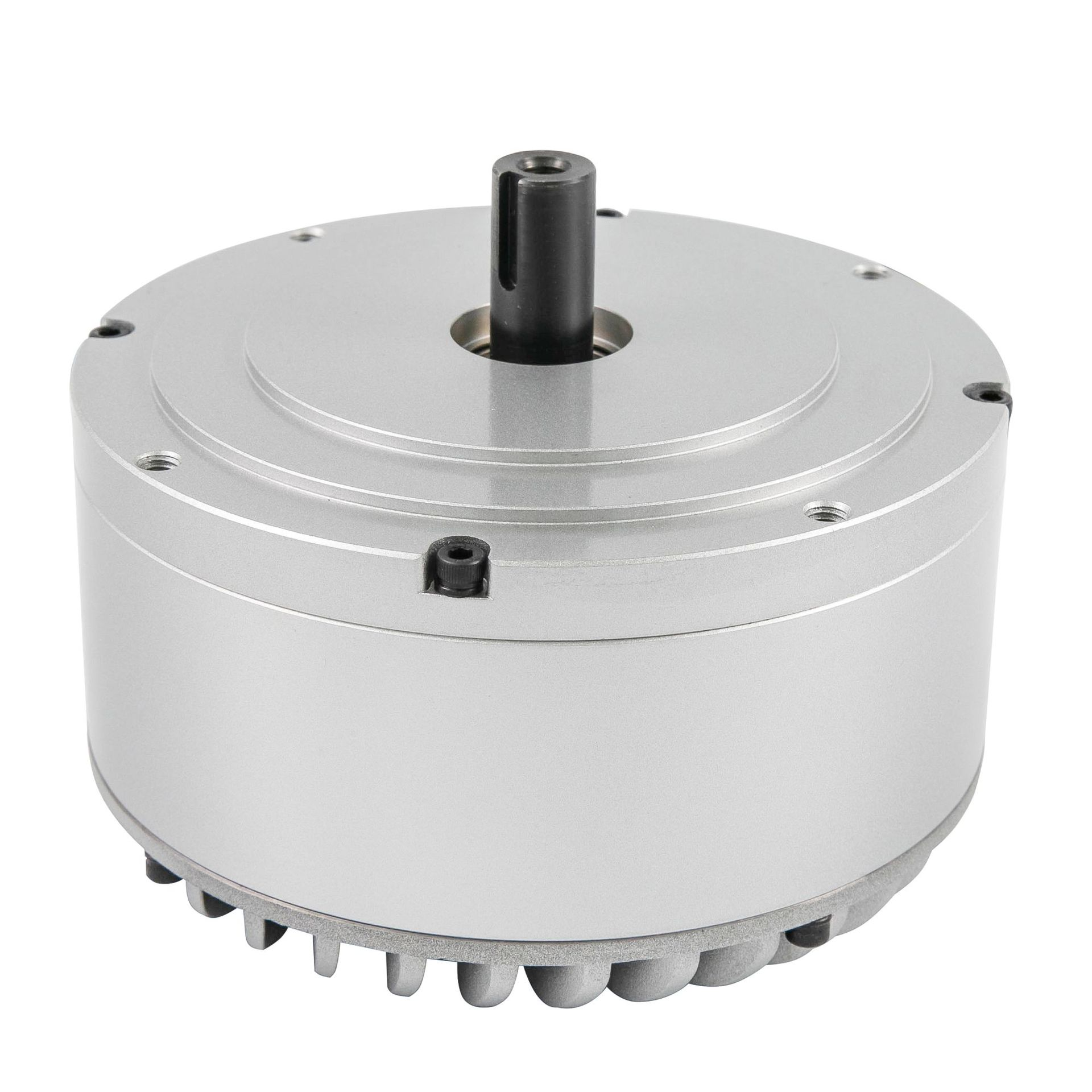 Brushless DC motor for electric vehicles and motorcycles 48/72V 3KW air-cooled water-cooled motor