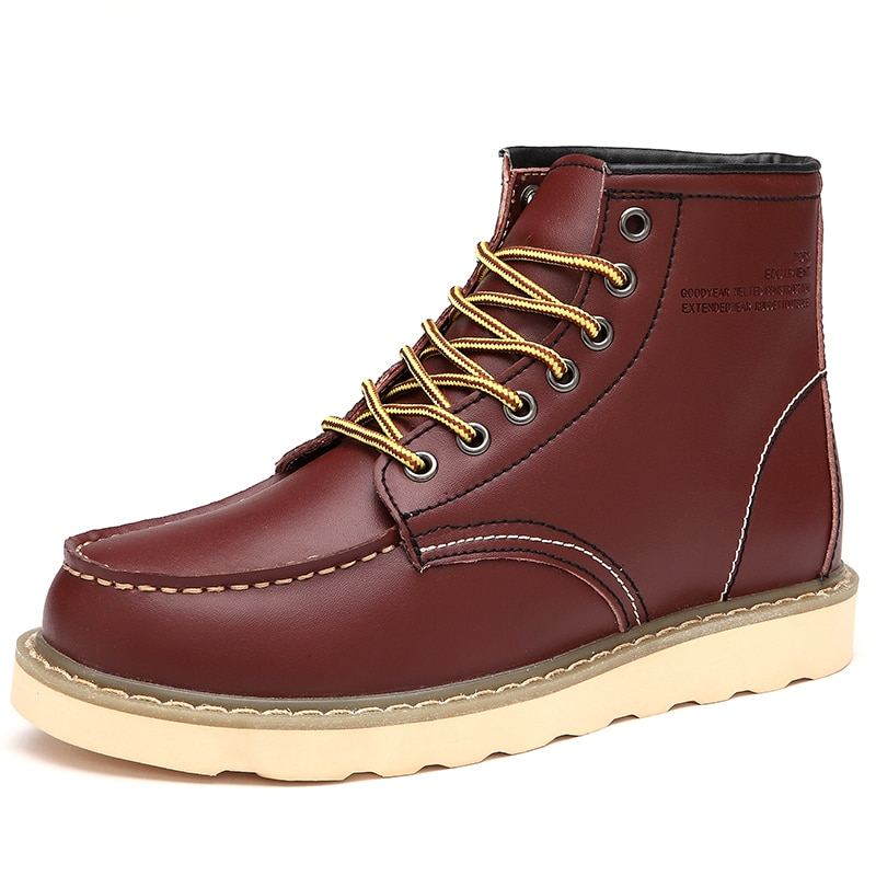 Men boots Fashion Boots Snow Boots Outdoor Casual cheap timber boots Lover Autumn Winter shoes
