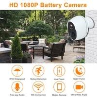 1080p wifi ip camera home surveillance pir outdoor wireless ip security camera infrared detection waterproof night version
