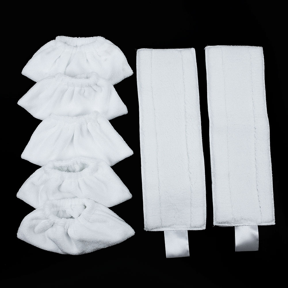 Крышка щетки для пола с многоразовой микрофиброй для KARCHER EASYFIX SC1 SC2 SC3 SC4 SC5 пароочиститель для домашнего пола