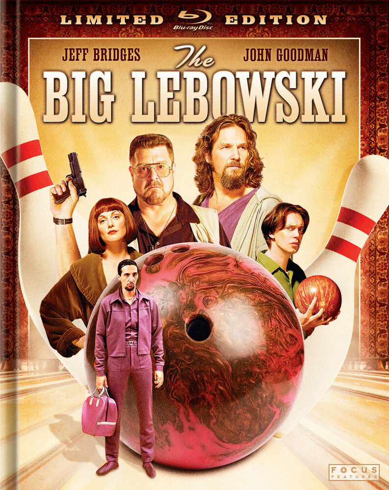 Cartel de película de METAL LEBOWSKI del cártel de estaño de placa...