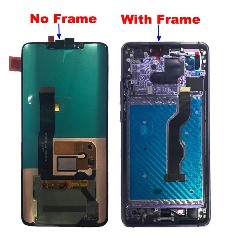 Original Screen For Huawei Mate 20 Pro LCD Display Touch Screen Digitizer Mate20 Pro LCD Digitizer Assembly with Fingerprint enlarge