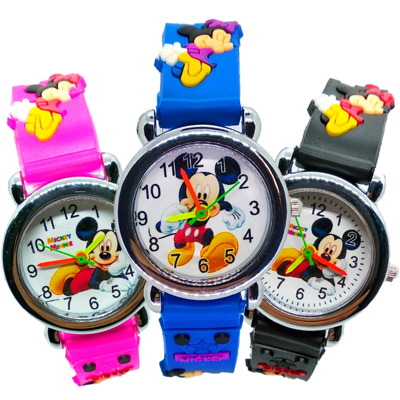 children watch spiderman sets cartoon kids part set watches wallet 3d cartoon child wristwatch and purse for boys girls students Cartoon Kids Quartz Watches Children Watch Boys Girls Clock Silicone Strap Crystal Bracelet Child Wristwatch for Kid Gift