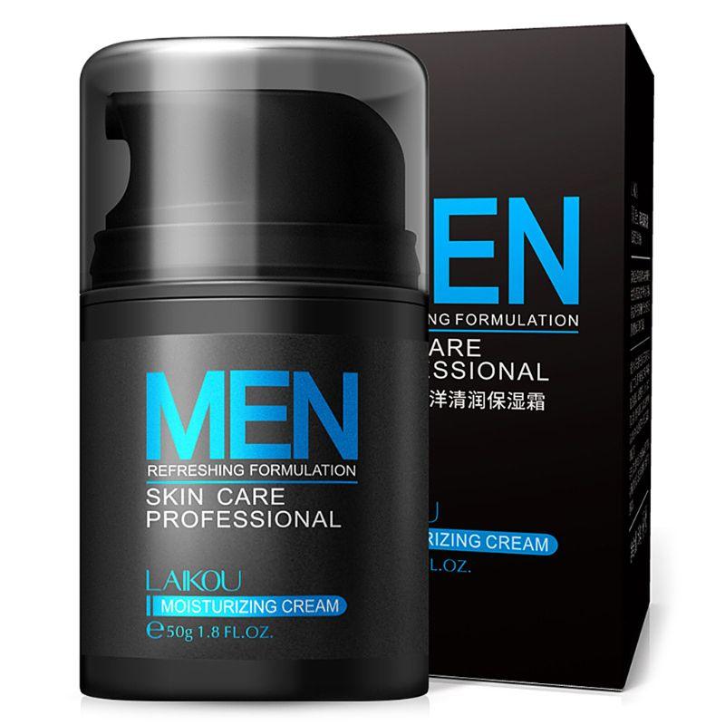 Crema facial hidratante blanqueadora para hombre combate las arrugas corrector cuidado orchis