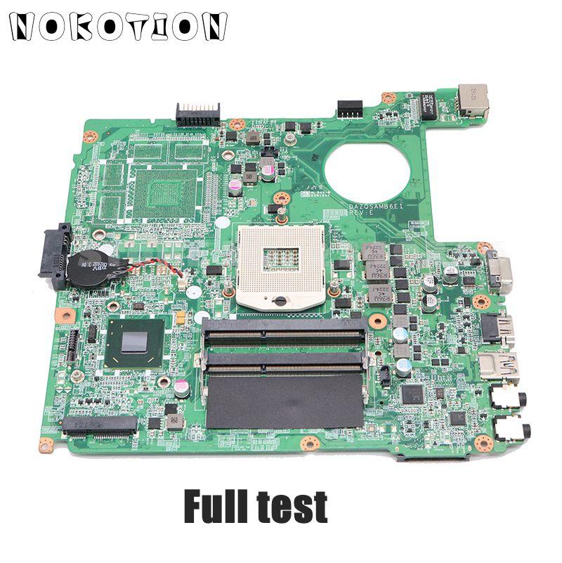 NOKOTION для Acer aspire E1-471G E1-471 материнская плата для ноутбука NBV7B11001 NB. V7B11.001 DAZQSAMB6E1 HM67 UMA DDR3