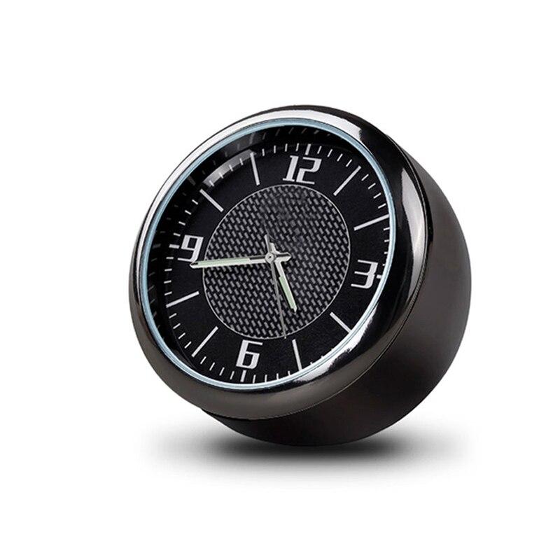 Car clock watch decoration central control modified clock watch  For Opel  Decoration accessories