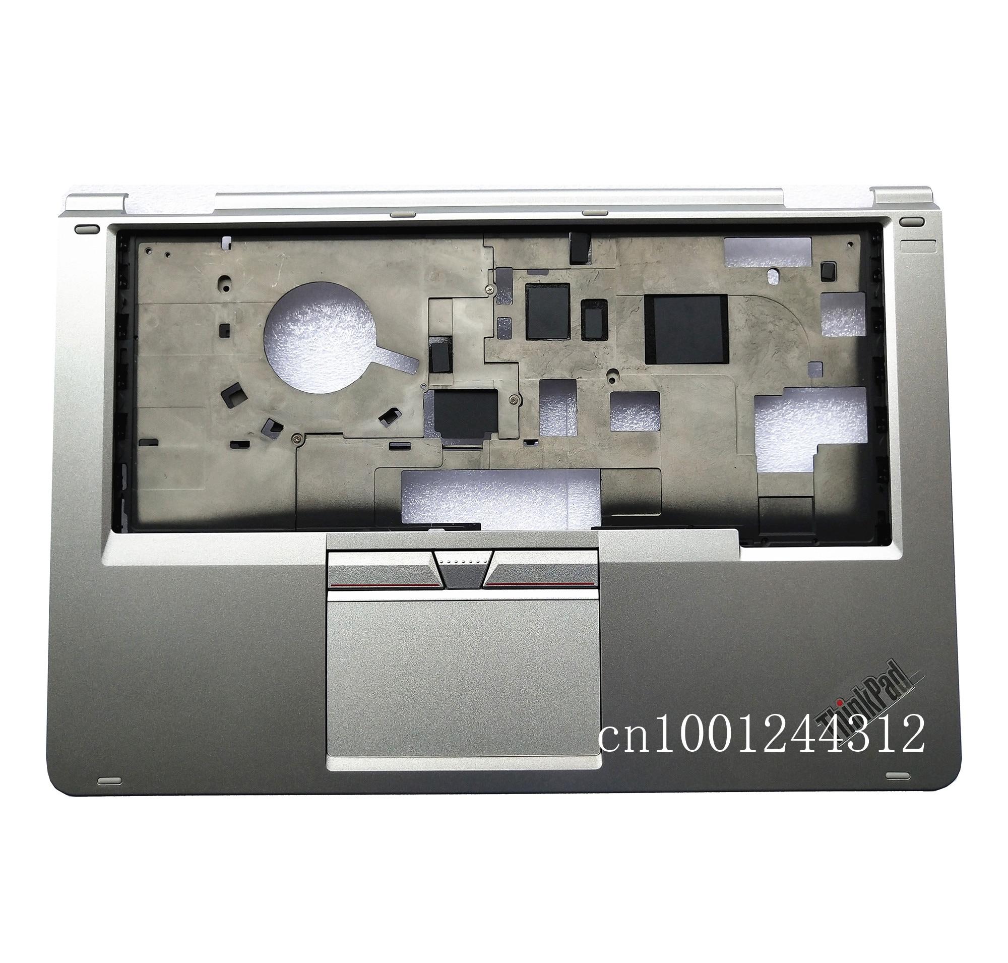 أصلي جديد لجهاز Lenovo ThinkPad S3 Yoga 14 نوع 20DM 20DN مسند المعصم العلوي للوحة المفاتيح الغطاء الفضي 00HT615