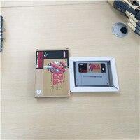 Die Legende von Zeldaed-EIN Link auf die Vergangenheit RPG Spiel Karte Batterie Sparen Sie Mit Einzelhandel Box