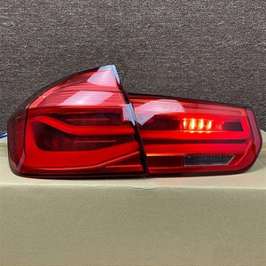 Led Tail Lamp for BMW 3 Series F35 F30 316 318 320 325i 328 Brake + Driving Light streaming Turn Signal