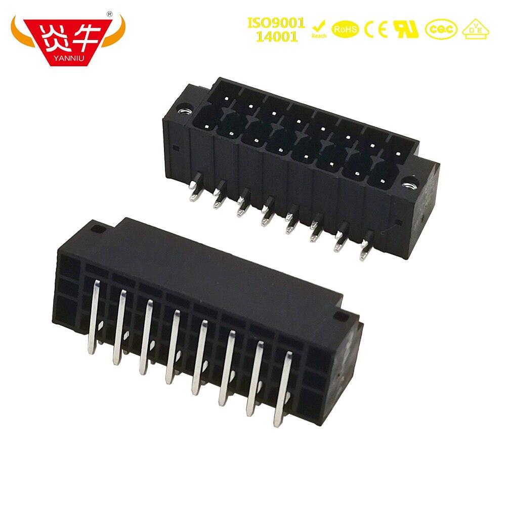 3.5mm 15EDGRHCM KF2EDGSRMG DMC 1,5/ 4-G1F-3,5-LR P35 - 1053884 PCB CONNECTOR PLUGGABLE PLUG-IN TEMINAL BLOCKS PHOENIX CONTACT