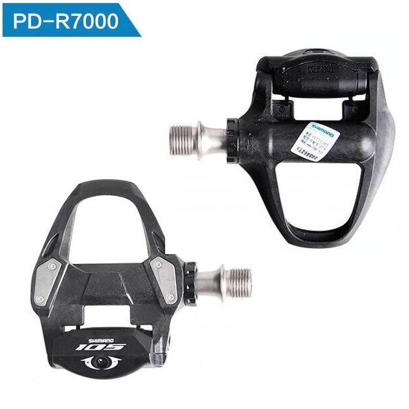 Pedal de bicicleta de carretera de carbono R7000 5800 SPD, componentes de...