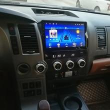 64GB Android 10.0 2Din voiture multimédia GPS pour Toyota Tundra Sequoia Autoradio BT Navigation stéréo tête unité magnétophone Radio