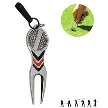 Golf Repair Tool Golf Pitchfork Pitch Groove Aids Golf Supplies Golf Accessories Repair Tool Tools T