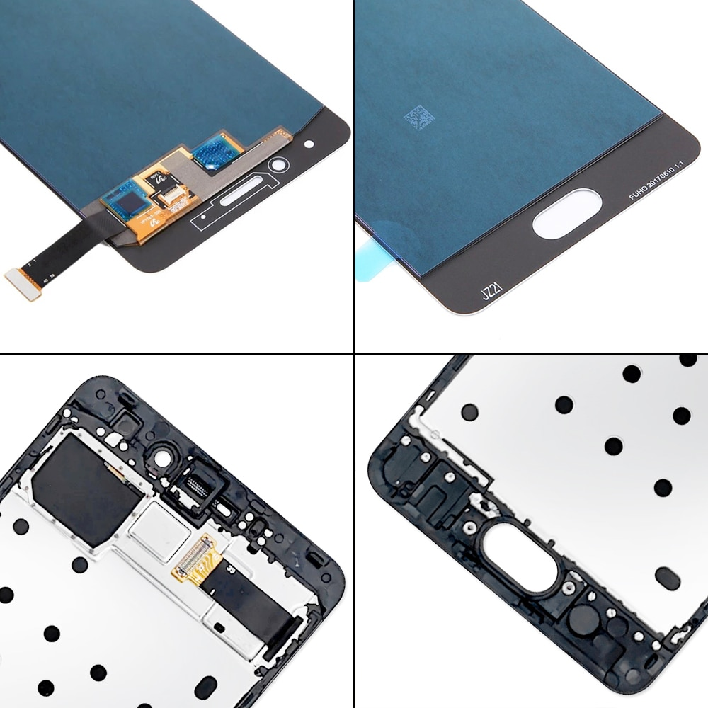 """5.2"""" For Meizu Pro 7 LCD Display Touch Screen Digitizer Assembly With Frame For Meizu Pro7 M792Q M792H M792M Replacement Parts enlarge"""