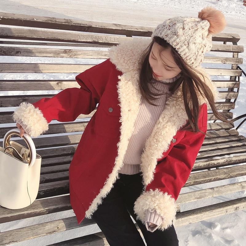 mishow female Parkas Winter 2018 hoofed new jackets Korean style Warm coat MX17D6504