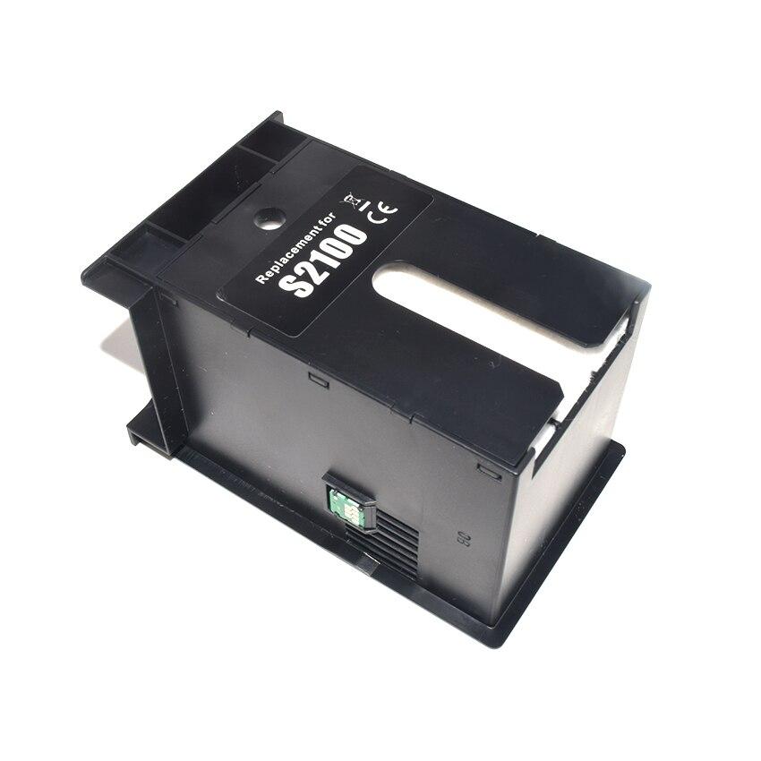 SC13MB S2100 النفايات خزان الحبر لإبسون Surecolor T2100 T3100 T5100 T2170 T3170 T5170 T3160 T5160 T3180 T5180 T3480 T5480 T2170