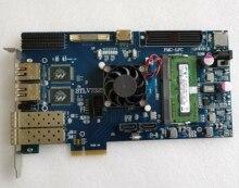 Kintex 7 XC7K325T pcie gen2 x4 sfp rj45 ddr3 FMC SATA HDMI xilinx carte fpga xilixn carte de développement fpga xilinx carte pcie