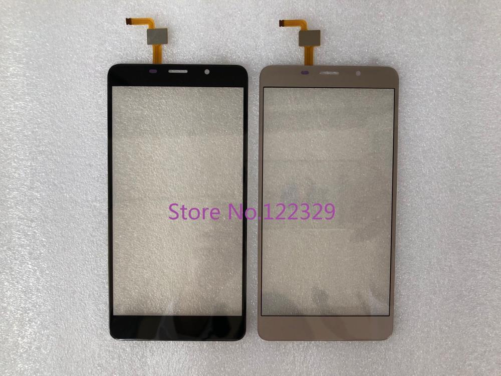"¡En STOCK! Para Leagoo M8/M8 pro 5,7 ""Panel frontal sensor de pantalla táctil teléfono móvil Pantalla de repuesto digitalizador nuevo"