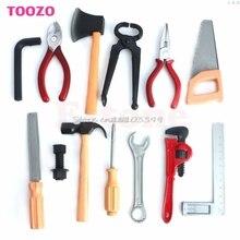 Детский игрушечный Строительный набор инструментов для мальчиков, конструктор, игровой набор M12, Прямая поставка