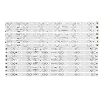 100sets LED backlight strip for Philips 49