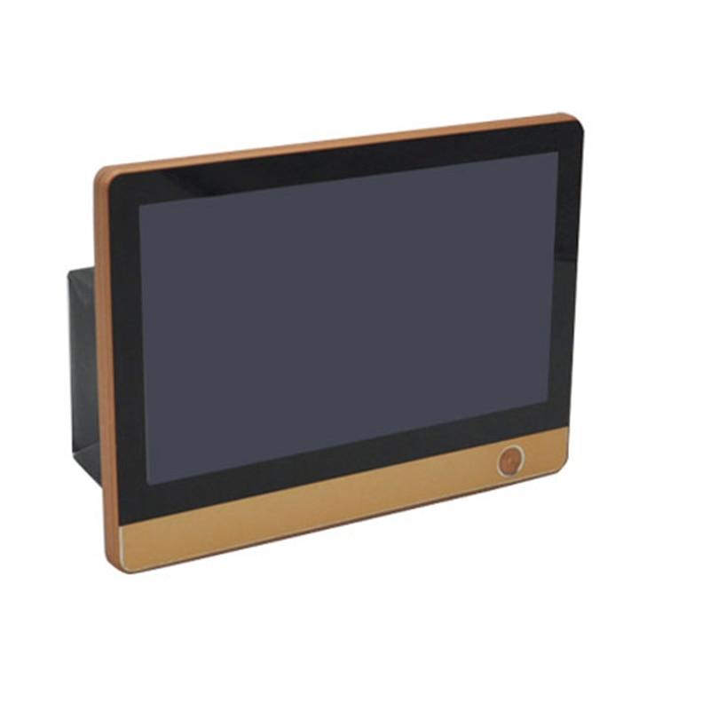 ROLLUP iHome4 WiFi Peephole Door Viewer&Video IP Door Display 7 Inch Screen Shipment Only Door Screen Included enlarge