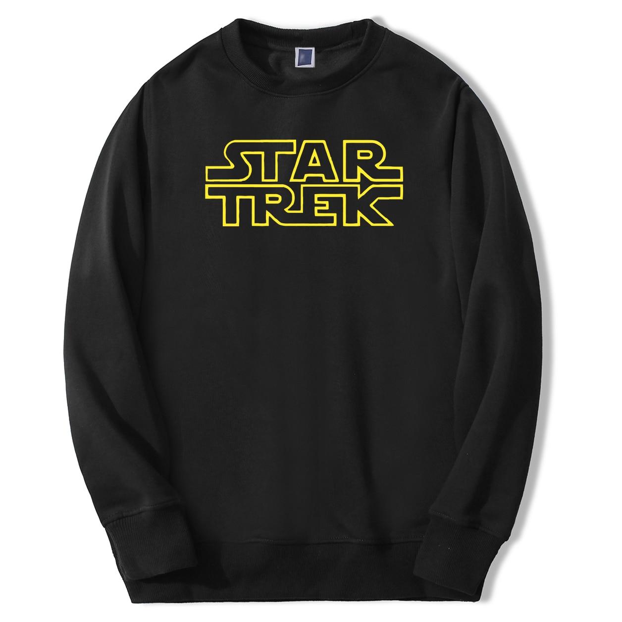 Star trek camisolas masculinas startrek hoodies moletom 2020 primavera outono moda starwars hoodies moletom homem topos