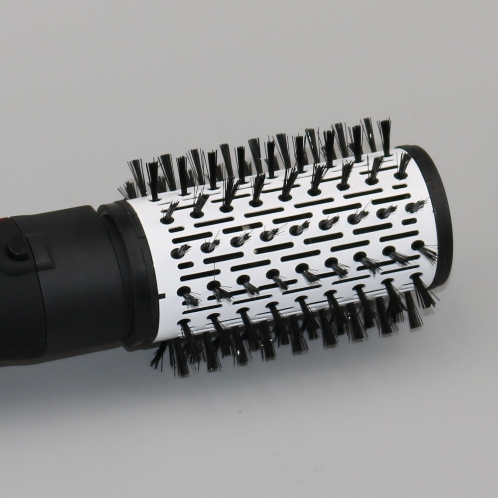 Rotaty 3in1 Hot Air Styler ceramic Rotating hair dryer brush  Spinning for Volume and Soft Curls waves airbrush 220-240v enlarge