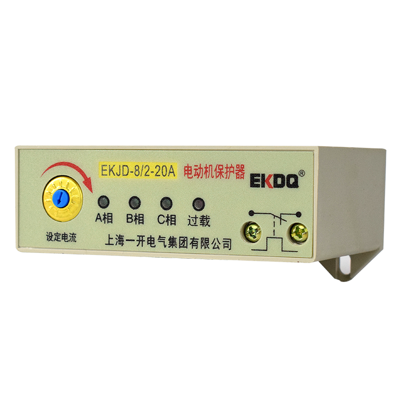 JD-7 JD-8 JD-9 sobrecarga de corriente y pérdida de fase Motor protección relé de Protector de 220V 380V 20A-80A 2A-20A JD-8 JDB-1