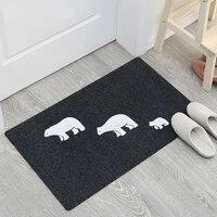 washable entrance doormat non slip kitchen floor carpet slip resistant bathing room rug floor mat carpet welcome mats area rugs