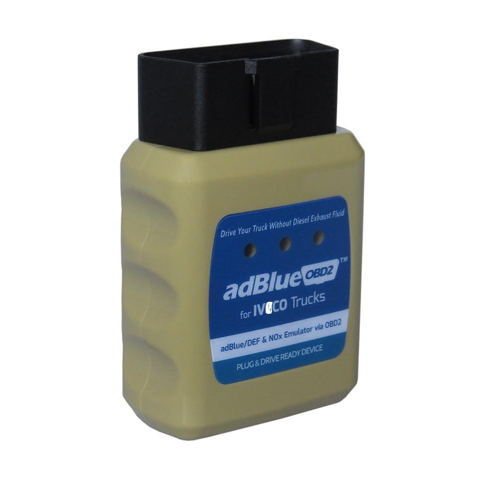 Adblue OBD2 Adblueobd2 For I-VECO Trucks Adblue Emulator Adblue/DEF Nox Emulator via OBD2 16pin for iv-eco Trucks&Bus