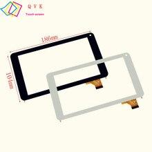 Black White tela sensível ao toque para Irbis Polegada 7 TX01 TZ08 TZ01 TZ02 TX07 TX08 TX09 TS70 panle touch screen