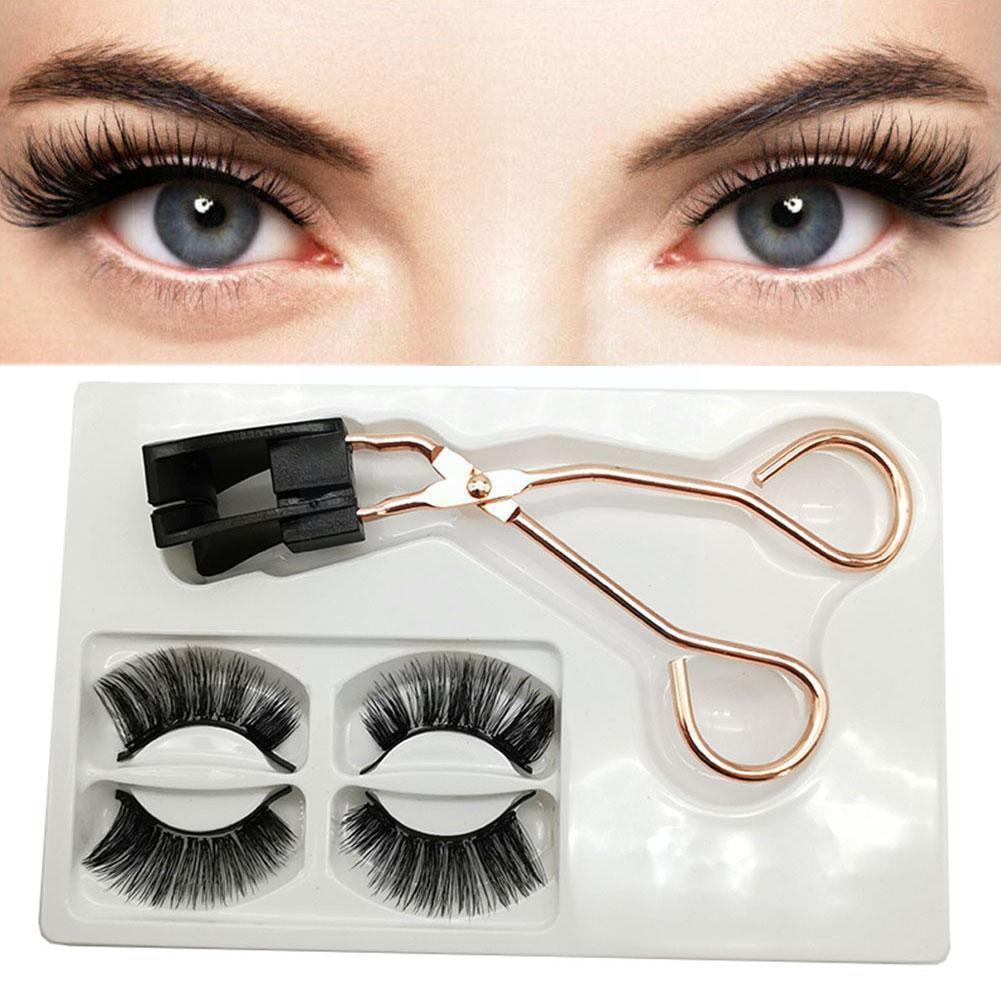 Магнитные искусственные магнитные ресницы для подводки глаз