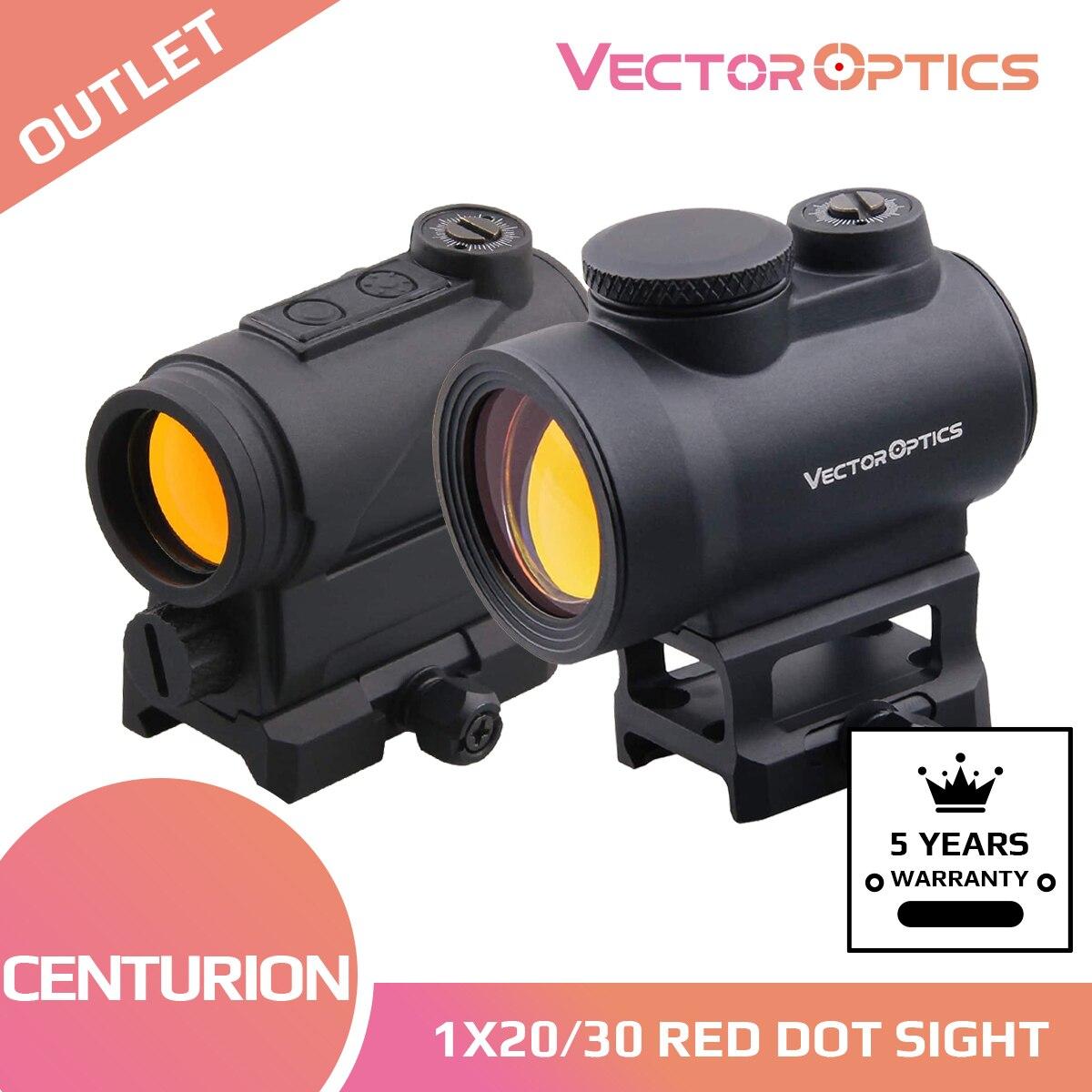 1x20 3MOA منظر نقطة حمراء للصيد ناقلات البصريات ريد دوت الصيد نطاق و 1x30 جهاز الرؤية العاكس للبندقية