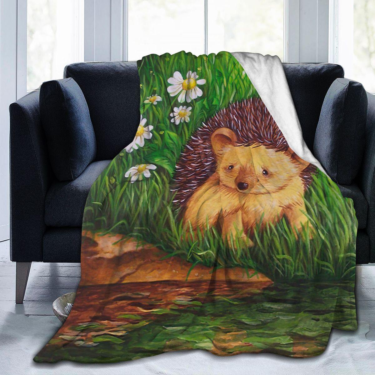 الترا لينة أريكة غطاء بطانية بطانية الفراش الكرتون الكرتون الفانيلا plied أريكة ديكور غرفة نوم للأطفال والكبار 4405040