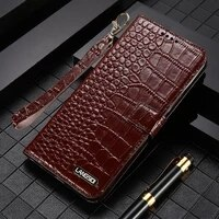langsidi flip card stand cover for xiaomi mi 10 pro 11 ultra 9 lite genuine leather case for redmi note 9 pro 9s note 8 8t 7 6