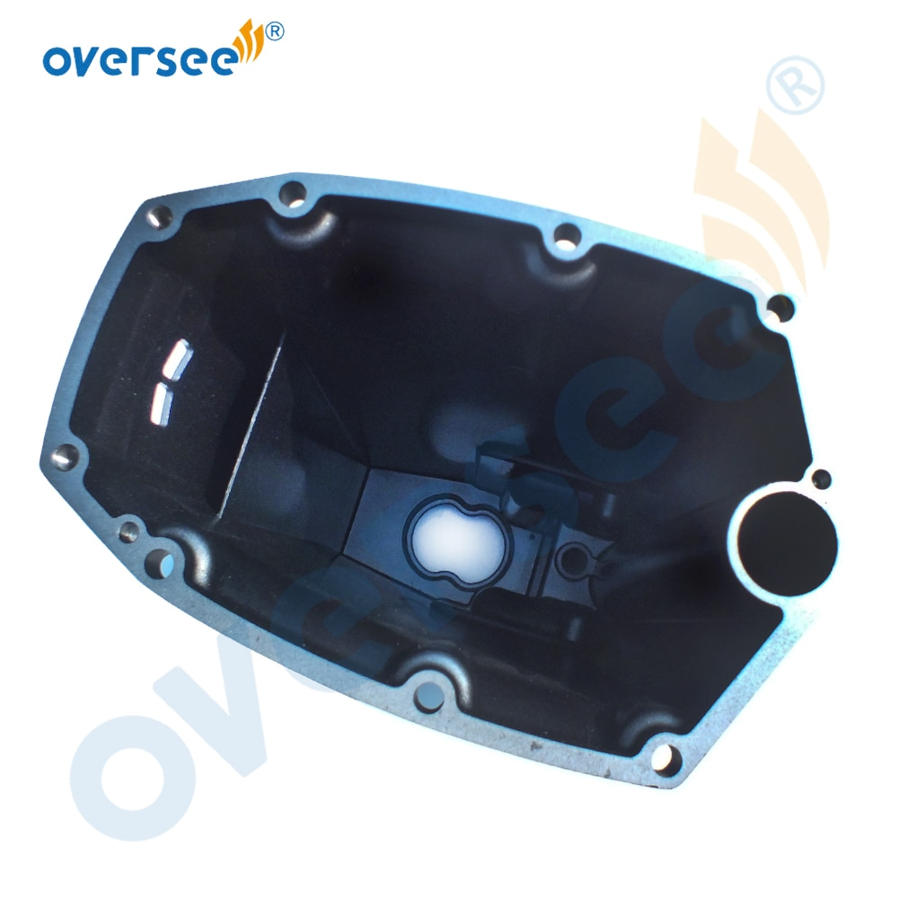 6H3-45111-12-4D Upper Casing Drive Shaft Housing for Yamaha 60hp - 70hp 1996 - 2002 Outboard Motor enlarge