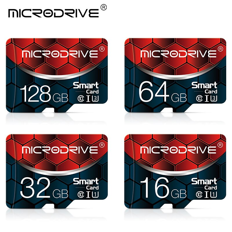 Micro SD SD/TF Flash Card 256GB 128GB 64GB Card Memory Card 32GB 16G 8G High Speed Class10 microSD f
