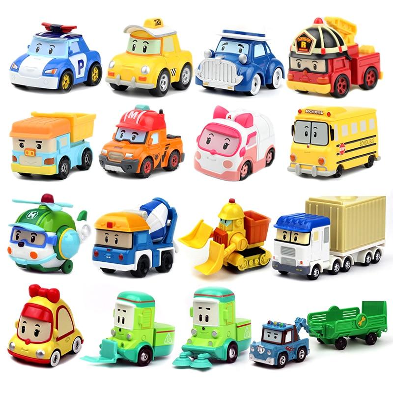 AliExpress - CE certification Robocar kids Anime Toys  Korea Robot Poli Roy Haley Anime Metal Action Figure Cartoon Toy Car For Children Gift