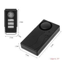 Беспроводной пульт дистанционного управления, датчик вибрации для автомобиля, окна, двери, домашней безопасности