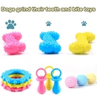 dog chew toys durable teeth cleaning toy training toy enrichment chewing toy for dog pet supplies accesorios zabawki dla ps%c3%b3w