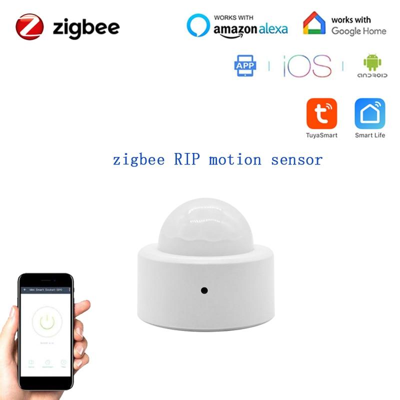 AliExpress - Mini PIR Motion Sensor Smart Human Body Sensor Body Movement Alarm Wireless ZigBee 3.0 Wifi Gateway Hub Tuya Smart Home