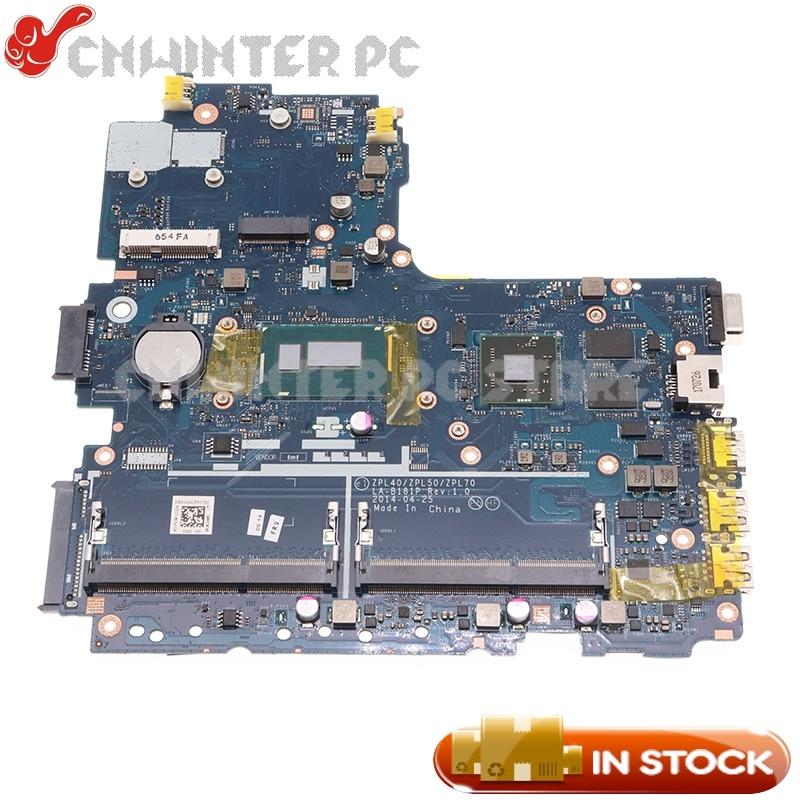 NOKOTION ل HP ProBook 440 G2 450 G2 470 G2 اللوحة 768145-601 768145-501 768145-001 LA-B181P I7-4510U CPU R5 M255 GPU