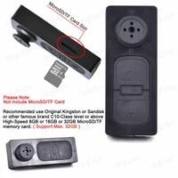 wearable body secret mini camera espion 480p pocket dvr camcorder espia boton camara police kamera micro video voice recorder