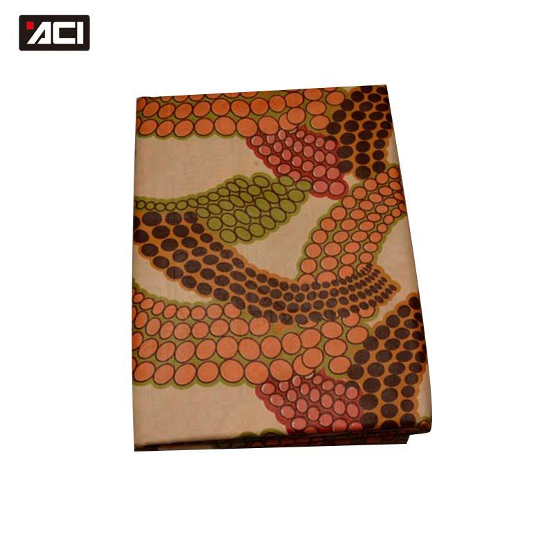 ACI Bazin Riche tela africana impresa Guinea brocado 5 yardas/pieza nueva Moda Africana cuenca Riche tela de Damasco para la boda