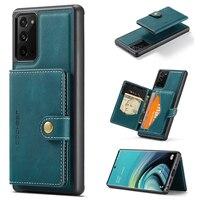 Чехол-бумажник с магнитной застежкой для Samsung Note 20 Ultra 10 + 9 8 S20 FE S30 Plus A71 A51 A52 A41 A32 A22 A12