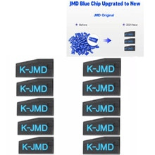 2021 Upgraded  Original JMD Blue King chip for CBAY Handy Baby Key Copier to Clone 46/4C/4D/G Chip J